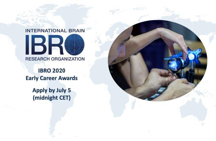 IBRO Early Career Awards 2020