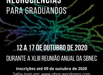 III OLIMPIADA BRASILEIRA DE NEUROCIENCIAS PARA GRADUANDOS