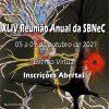 Prorrogado o Envio de Resumo para a SBNeC 2021